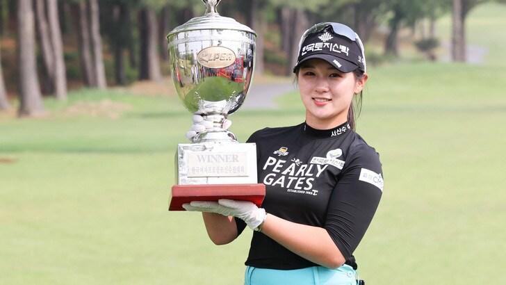 Corea del Sud, finito primo torneo di golf post pandemia