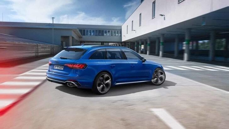 Audi RS 25 yeaRS, serie celebrativa per le sportive del marchio