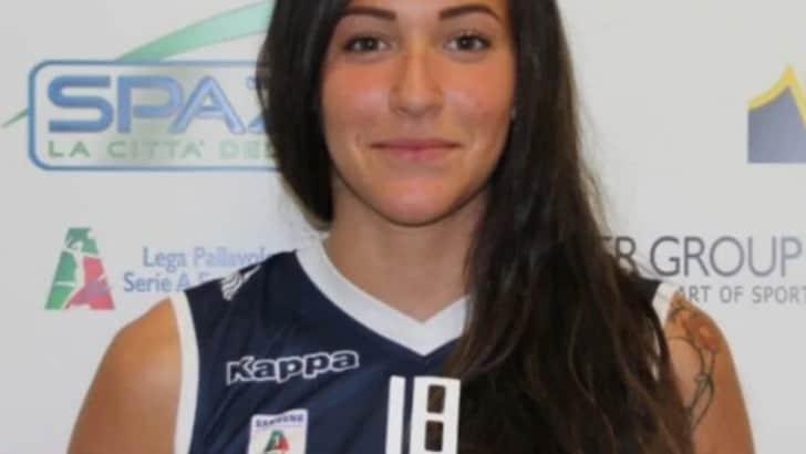 Yasmina Akrari primo arrivo a Pinerolo