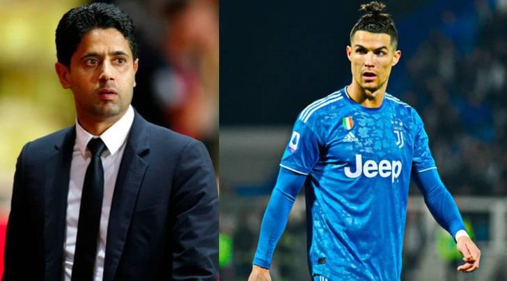 """Psg, Al Khelaifi sogna Ronaldo: """"Esempio per tutti, volontà implacabile"""""""