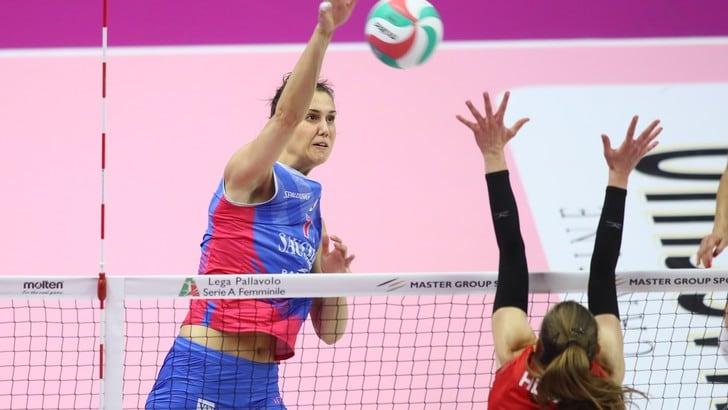 Monza prolunga il contratto di Anna Danesi
