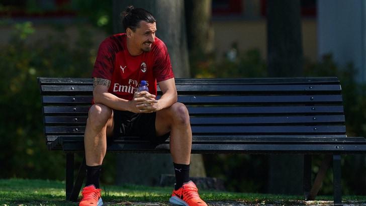 Milan, tutto pronto per gli allenamenti in piccoli gruppi