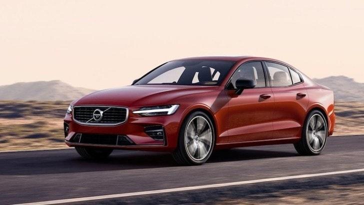 Volvo, da XC40 fino alle S, V e XC90 nuovo limite di velocità a 180 km/h