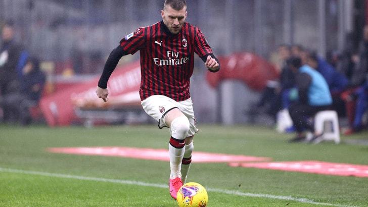 Milan, affare Rebic. L'Eintracht può trattare il riscatto