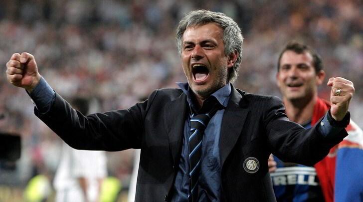 Inter, Mourinho a 10 anni dal Triplete:
