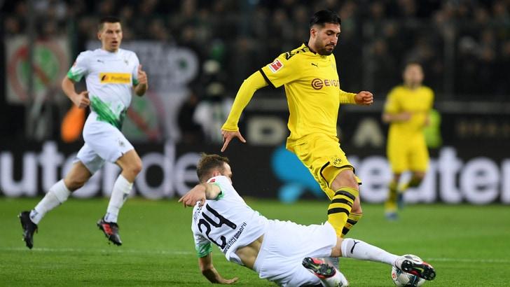 Bundesliga, Borussia Dortmund: recuperato Emre Can