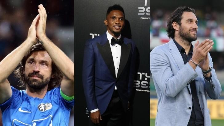 Coronavirus, 21 campioni del calcio diventano cantanti per beneficenza