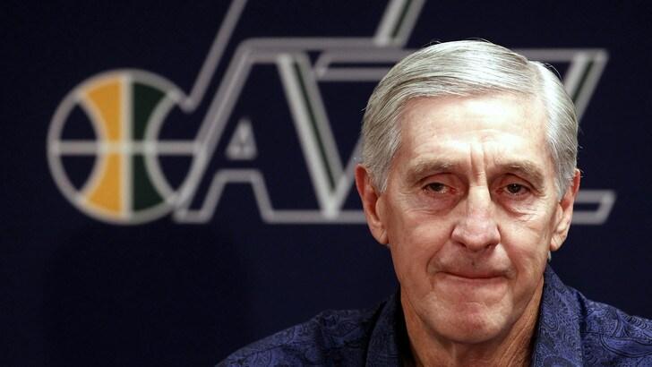 Lutto per la Nba: Jerry Sloan è morto