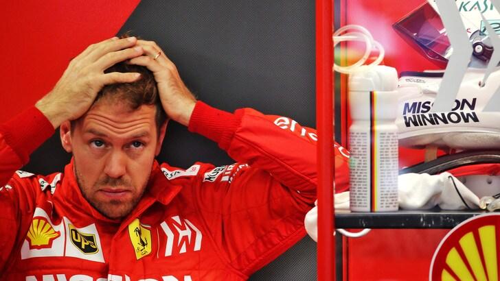 """Marca: """"Vettel-Ferrari, ecco quando si è rotto il rapporto"""""""