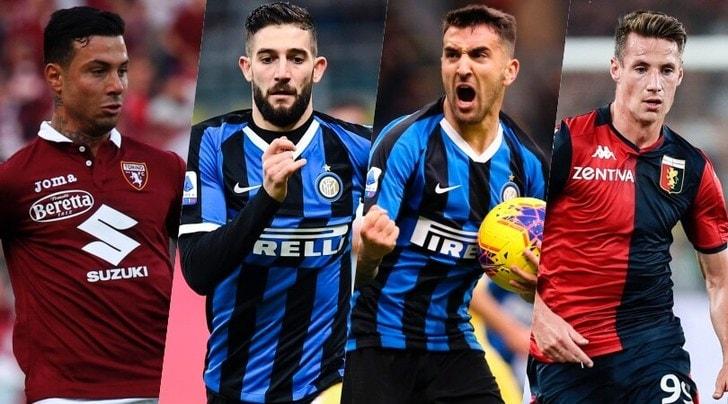 Toro-Inter, il vertice: trattative in corso tra Vagnati e Marotta