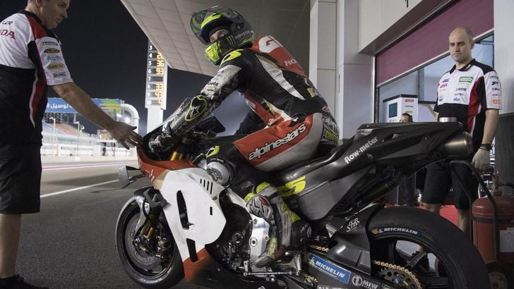 LCR Honda, Haro: