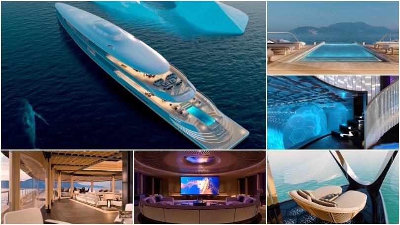 Piscina, cinema e sala massaggi: ecco lo yacht superlusso acquistato da Bill Gates