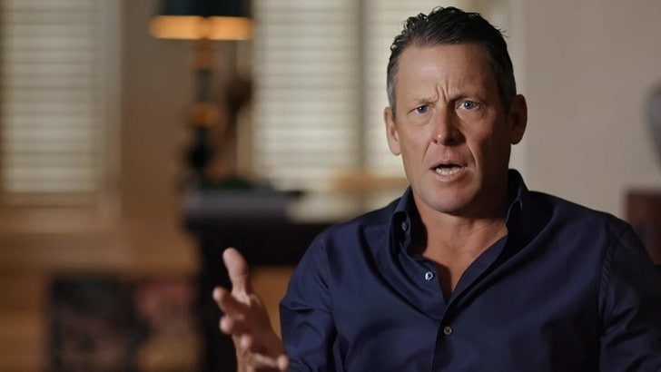 Lance Armstrong confessa: