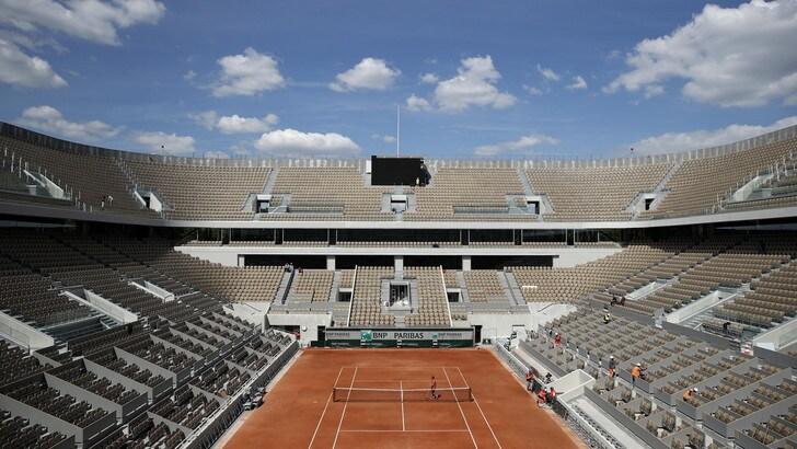 Tennis, Roland Garros si giocherà con pubblico presente
