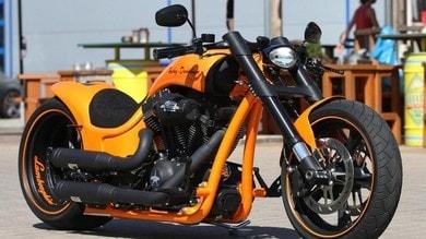 Thunderbike RS Lambo, la moto che si ispira alla Huracán