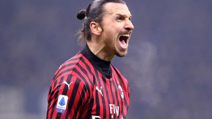 Milan, Ibrahimovic vola in Svezia