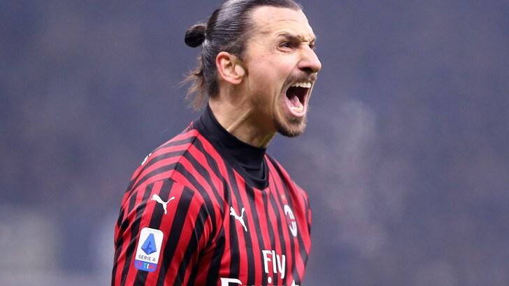 Milan, Ibrahimovic-Hammarby il flirt: