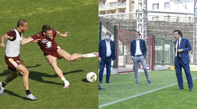 Torino, che duello tra De Silvestri e Belotti davanti agli occhi di Cairo!