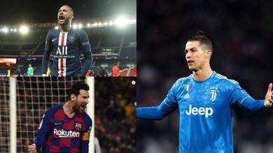 """""""Neymar meglio di Cristiano Ronaldo. 2° solo a Messi"""""""