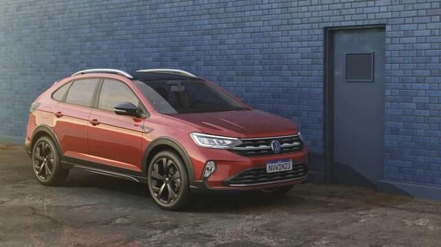 Volkswagen Nivus: gli scatti