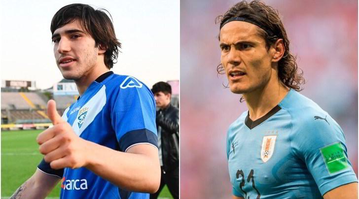 """Ausilio: """"Tonali da Inter, siamo su Cavani. Nainggolan? Decide Conte"""""""