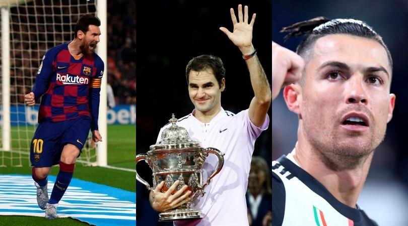I 10 Paperoni dello sport mondiale secondo Forbes
