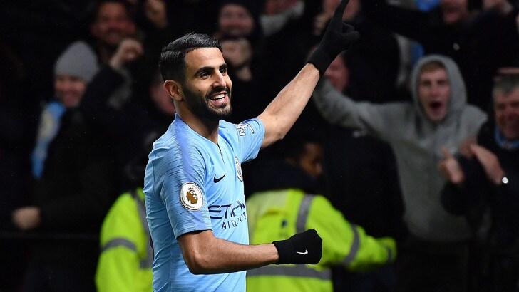 Manchester City, Mahrez: