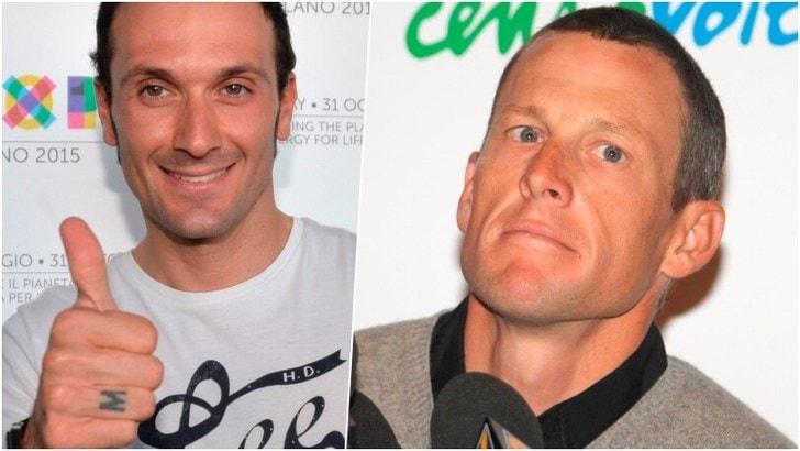 """Ivan Basso replica ad Armstrong: """"Io ho pagato tutto"""""""