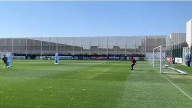 """Ronaldo, quanti tiri a Pinsoglio: """"Mi sento più forte"""""""