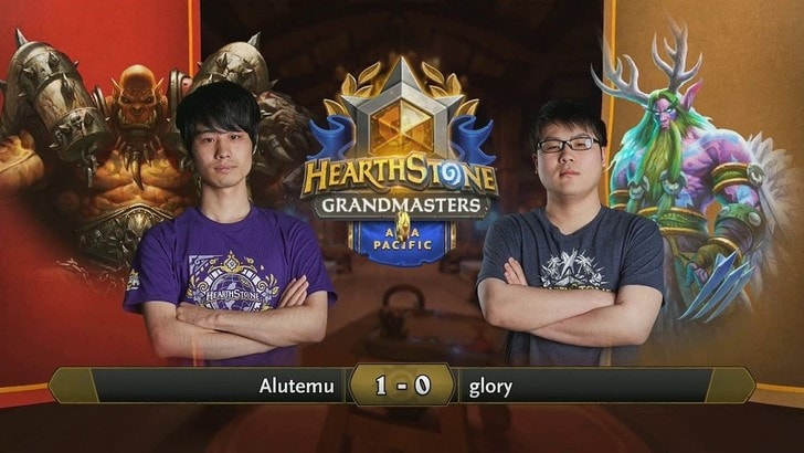 Hearthstone Grandmasters: Alutemu riesce a fermare Glory