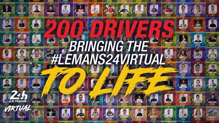 Virtual 24H di Le Mans: anche la Ferrari tra le partecipanti