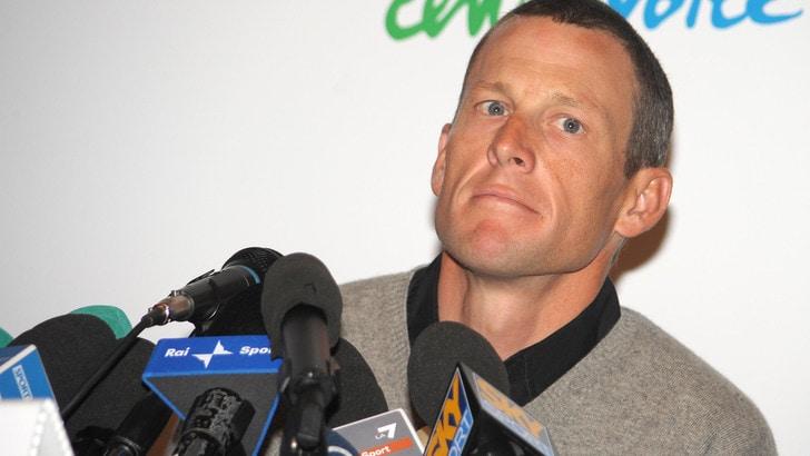 Armstrong e l'episodio con Simeoni nel 2004: