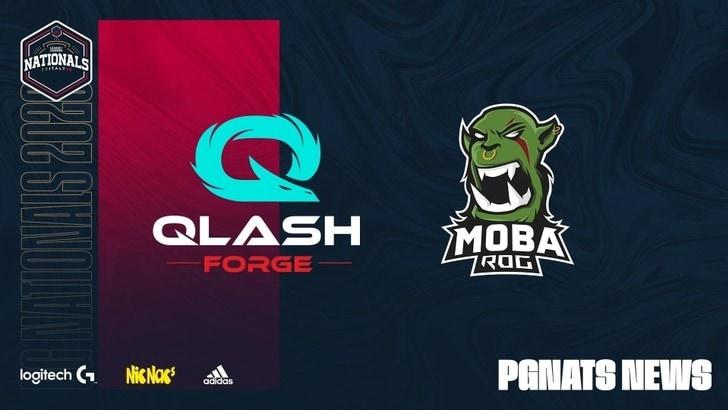 MOBA e QLASH fuori dalla Summer Season di PG Esports
