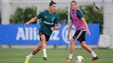 Incredibile Ronaldo: è arrivato 4 ore prima all'allenamento!