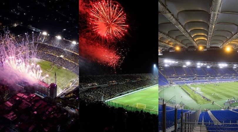 """France Football: """"I 30 stadi più caldi al mondo"""""""