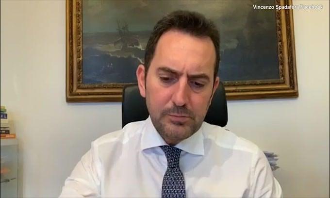 """Spadafora annuncia: """"Coppa Italia, semifinali 12 e 13 giugno"""""""