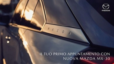 Mazda MX-30, la presentazione ai clienti è tutta digitale