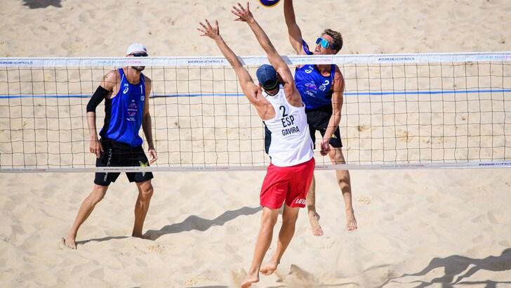 Beach Volley:  la Cev ha programmato per settembre gli Europei U20