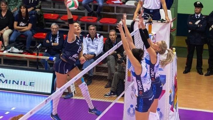 Firenze chiude il roster con Anastsia Guerra
