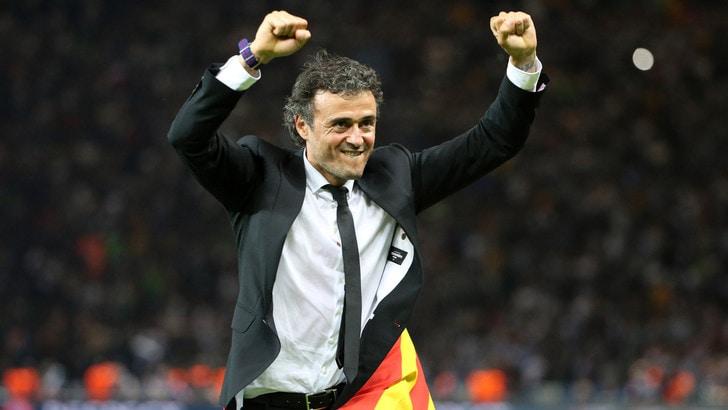 Luis Enrique racconta il discorso prima della finale Barcellona-Juve