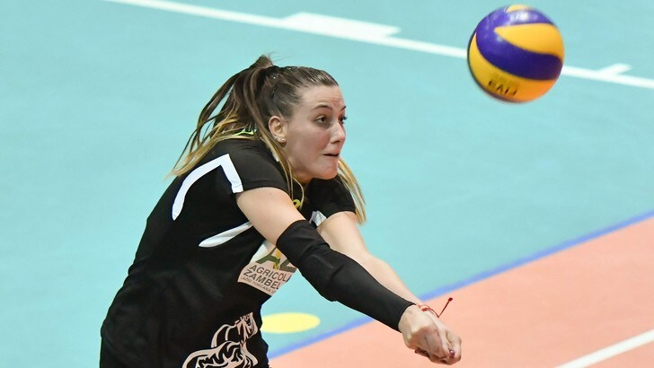 Ravenna riporta Alessandra Guasti in A2