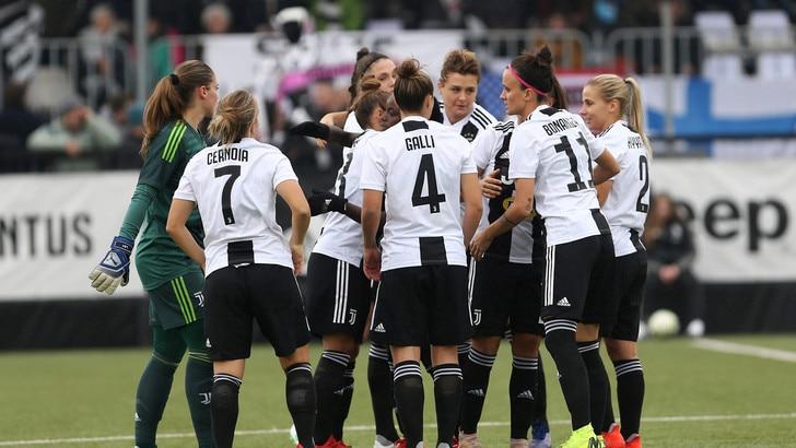 Serie A femminile, la Figc ufficializza lo stop: classifica con l'algoritmo
