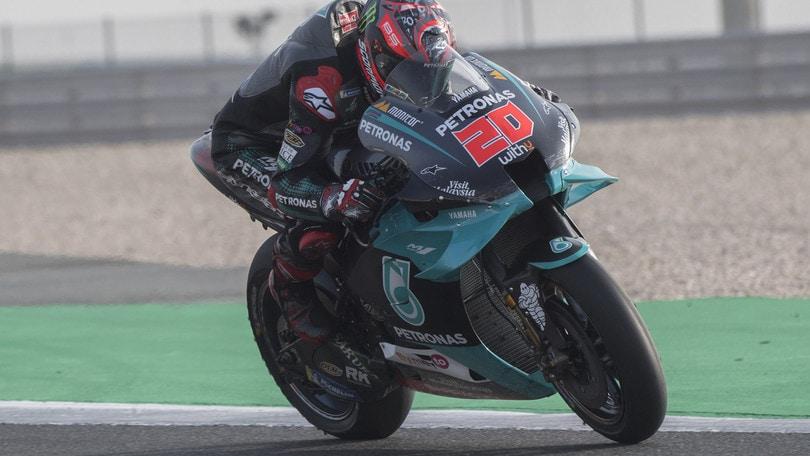 """Yamaha, Quartararo: """"Rossi insostituibile, ma non sento la pressione"""""""