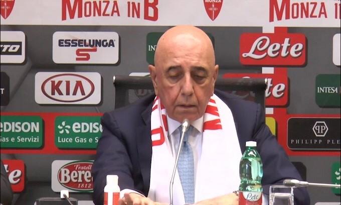 """Galliani: """"Voglio bene a Balotelli, ma..."""""""