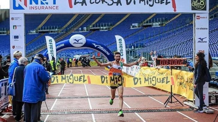 """Luca Parisi e la corsa a Roma: libertà, cronometro e Olimpiadi: """"Se la Fidal mi chiamasse…"""""""