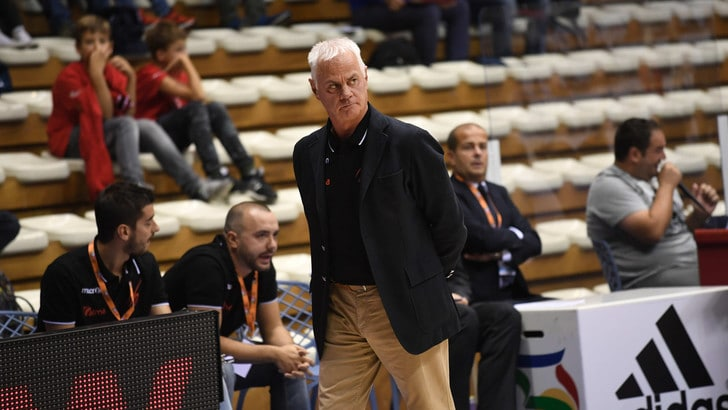 Coach Dalmasson confermato dall'Allianz Pallacanestro Trieste