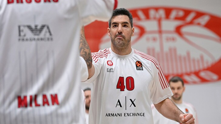 Basket, Luis Scola lascia l'Olimpia Milano