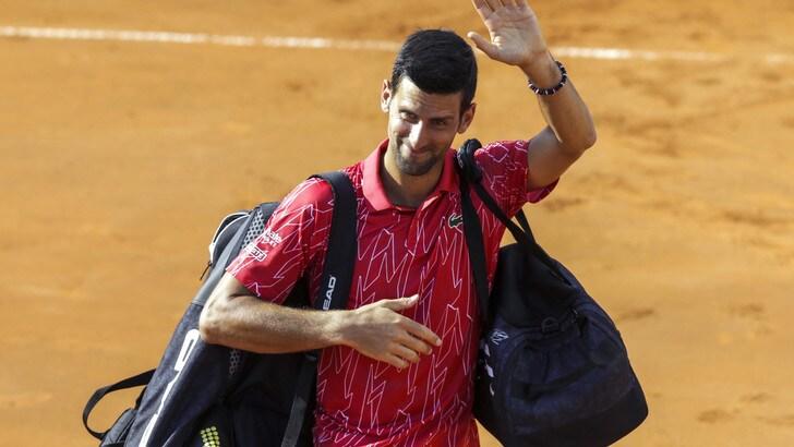 Adria Tour, Djokovic vince al debutto. Rinvio per Berrettini