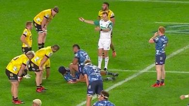 Coronavirus, ad Auckland in 43 mila per il match di rugby
