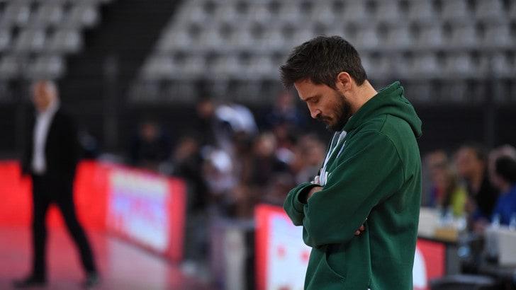Basket, Pozzecco e Dinamo Sassari ai saluti